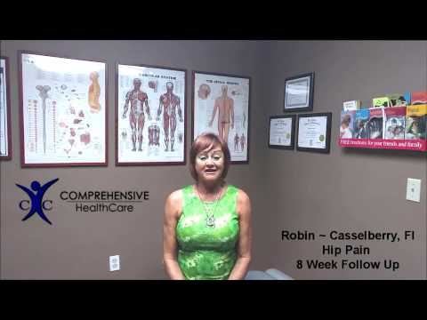 Robin - Hip Pain