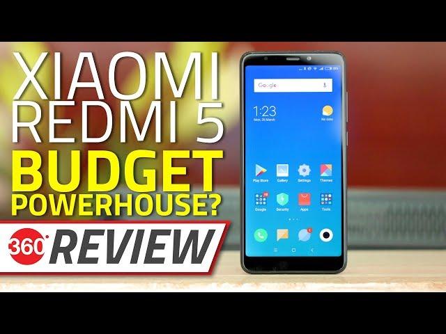 Redmi 5 Flash Sale Today at 12pm via Amazon India, Mi com