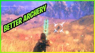 Valheim Better Archery Experience