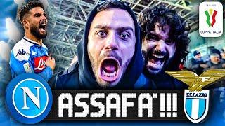 ASSAFÀ!!! NAPOLI 1-0 LAZIO | LIVE REACTION SAN PAOLO NAPOLETANI HD