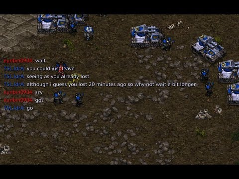 eunbin0904 (Z) v IdrA (T) on Fighting Spirit - StarCraft - Brood War REMASTERED