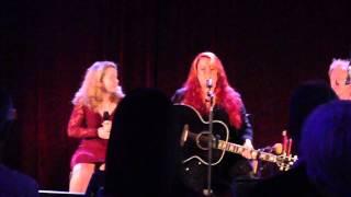 Wynonna and Annika Horne!  Burning Love