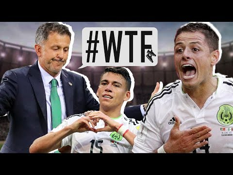 Are Mexico Actually Good Enough To Win Confederations Cup?