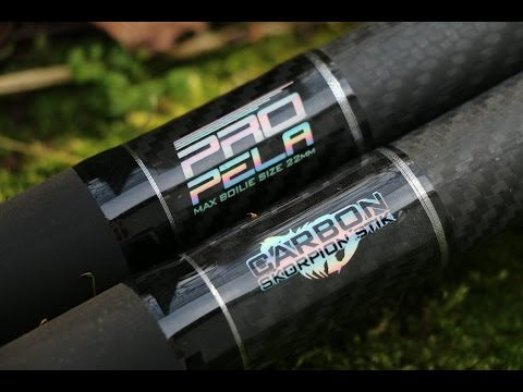 Baston de nadire Gardner Skorpion Carbon Stick