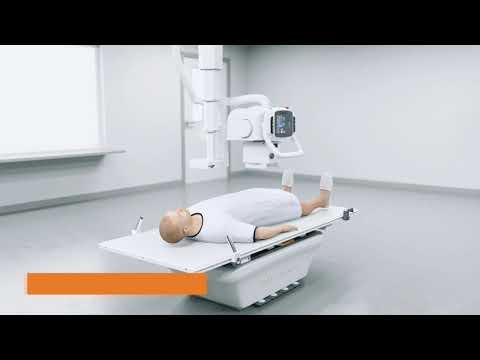 Carestream X Ray Machine