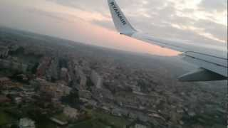 preview picture of video 'Start Boeing 737-8AS Ryanair Ciampino (CIA) - Balice (KRK)'