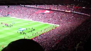 Glory Glory Man United - Sir Alex Ferguson