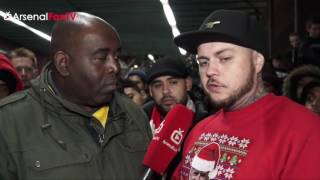 Arsenal 3 Stoke City 1 | If We Beat Everton & City Then We're The Real F*ck*ng Deal (DT)