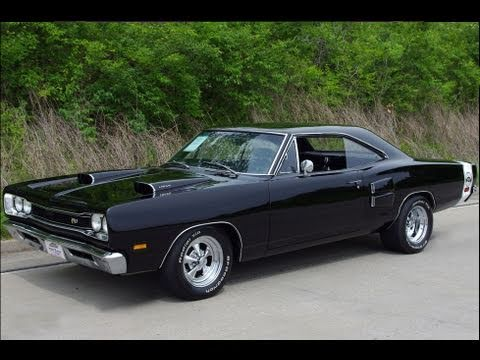 1969 Dodge Coronet Super Bee Hemi Mopar Muscle Car Quick Look