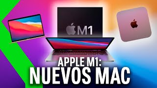 NUEVOS MACBOOK Y APPLE M1: Resumen de la Keynote de Apple en 4 minutos