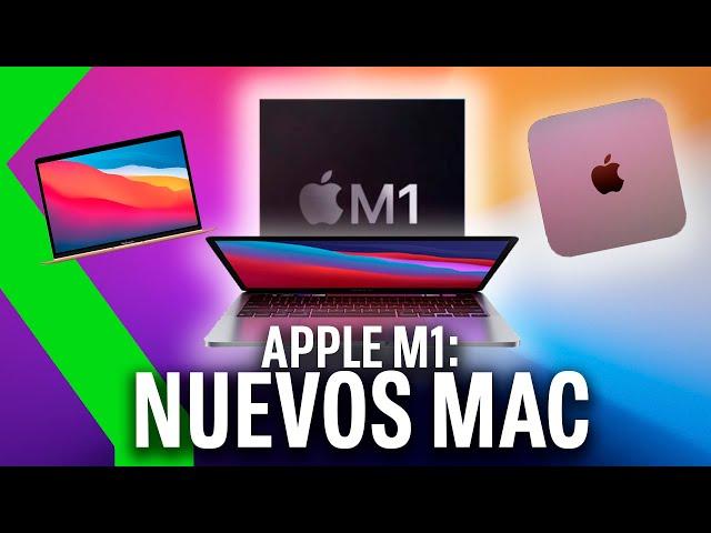 NUEVOS MACBOOK Y APPLE M1: Resumen de la Keynote de Apple en 4 minutos