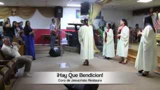 """Video thumbnail of """"!Hay Que Bendición!::Coro"""""""