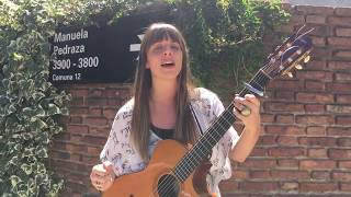 """Silvina Moreno - """"Mujer Maravilla"""" - #Esquinas"""