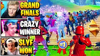 Streamers Host *GRAND FINALS* Solo SKIN CONTEST | Fortnite Daily Funny Moments Ep.511