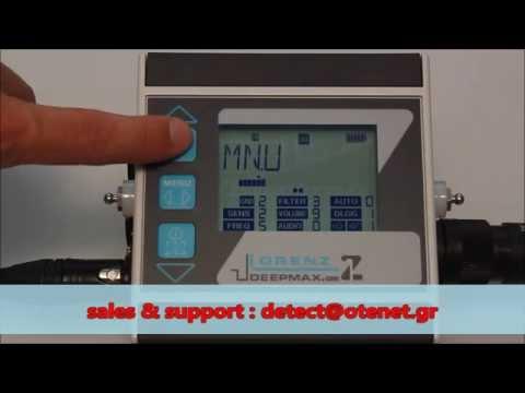 Lorenz Deepmax Z1 & Icon Data logger