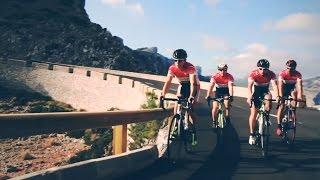 preview picture of video 'Rennradtour Mallorca: Port de Pollenca - Cap Formentor - HD Luftaufnahmen - finca-privat.de'