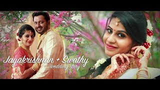 Jayakrishnan   Swathy Wedding Story By Orozzio Wedding Studio