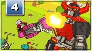 Jak Obronić Zamek Przed Szopami? Gry Online: StrikeForce Kitty Last Stand | #4