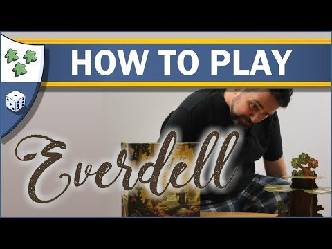 Nights Around a Table - How to play Everdell