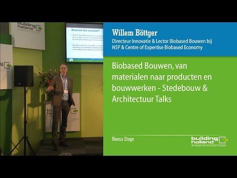 Biobased bouwen, van materialen naar producten en bouwwerken