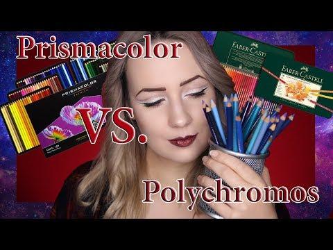 Prismacolor Vs. Polychromos - Welche Buntstifte sind besser? Was lohnt sich? I Semmy´s Art