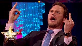 The BEST of Chris Pratt On The Graham Norton Show