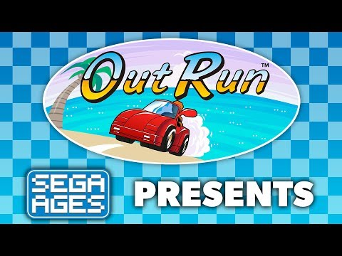 SEGA AGES Out Run for Nintendo Switch - Launch Trailer thumbnail