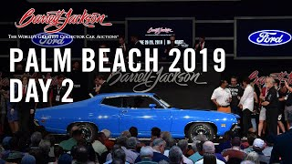 DAY 2 BROADCAST - 2019 Palm Beach Auction - BARRETT-JACKSON