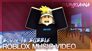 Boy in the Bubble - Alec Benjamin | ROBLOX Music Video