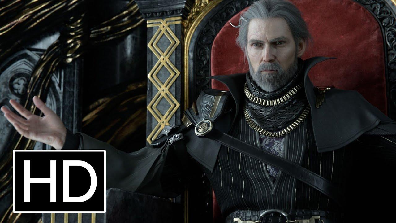 That Final Fantasy XV Movie Is Coming To Australian Cinemas