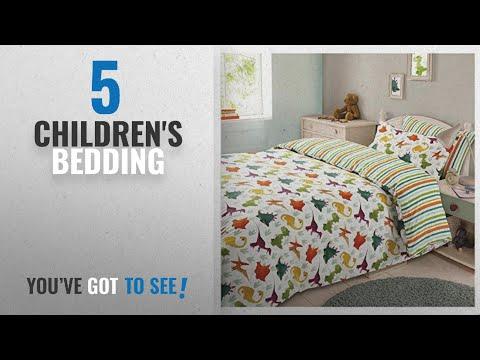 Top 10 Children'S Bedding [2018]: Dreamscene Kids Duvet Cover Pillowcase Bedding Set Boys Girls