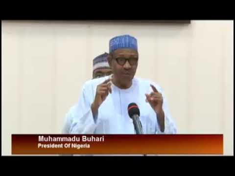 Shugaba Buhari Adili ne idab ka kalli wanna Video din zaka tabbatar da haka