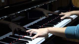 アシタカせっ記ピアノジブリ映画もののけ姫より