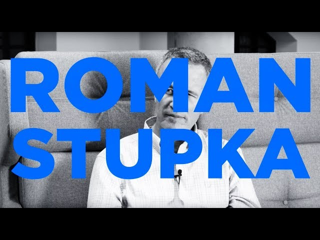 CULT TALKS: Roman Stupka