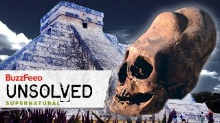 3 Creepy Cases for Ancient Aliens