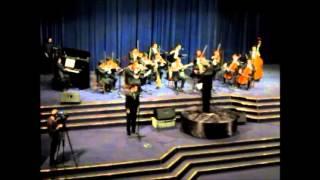 Nasir Atapur - Kor arab mahnisi - Tabriz kamera orkestri - 31.01.2014
