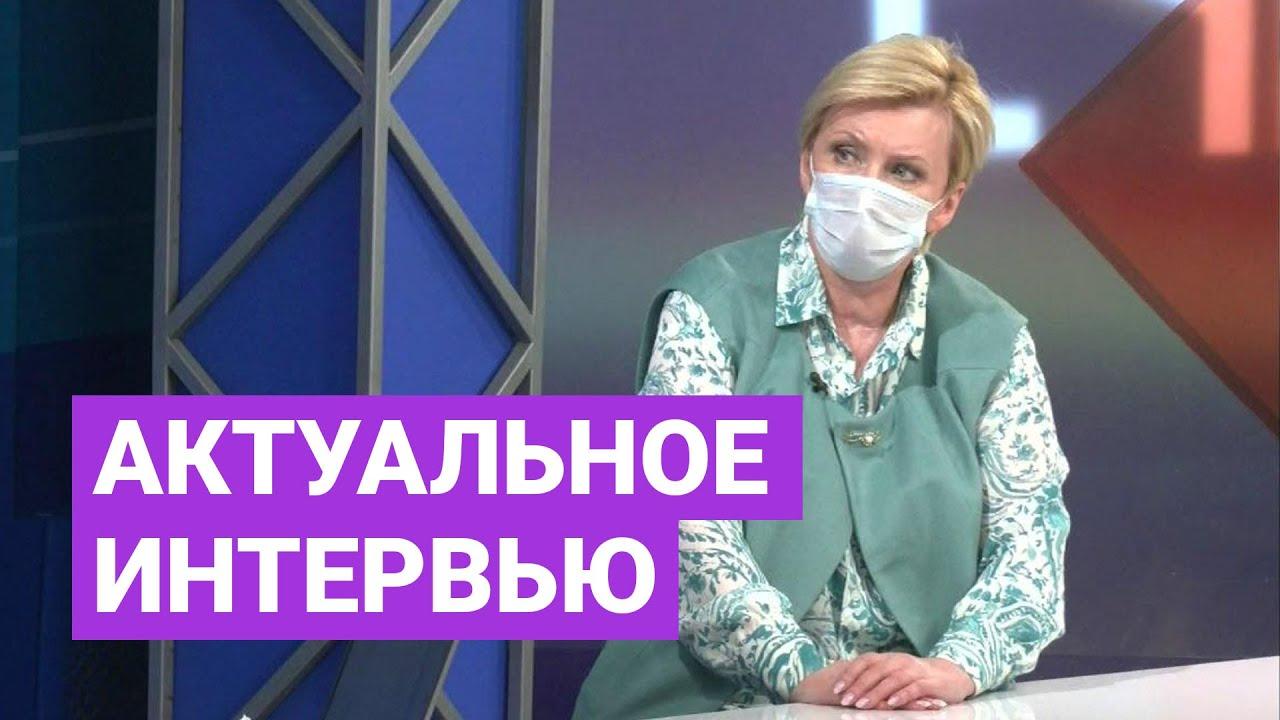 Ольга Балабкина: При активной вакцинации ограничения по COVID-19 в Якутии ужесточать не придется