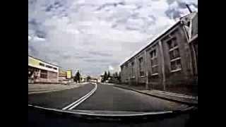 preview picture of video 'Wyprzedzanie - Wschowa - Moniuszki 6'