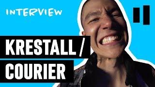 KRESTALL  COURIER X TOASTER | ИНТЕРВЬЮ