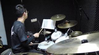 If I ain't got you ~ Alicia Key - Drum Cover by Chester Cheung