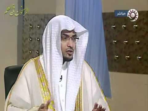 تقديم جهاد المال على النفس ~ الشيخ المغامسي