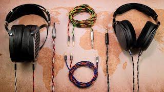 Audioverse Custom Kopfhörer-Kabel | alle 4 EP1C(+) Versionen im Überblick (Teil 2/2)