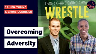 "Chris Scribner & Jailen Young, Featured in Amazon Documentary ""Wrestle"" (Season 2, Ep. 21)"