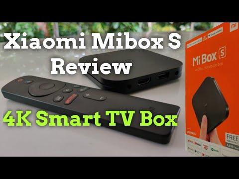 Xiaomi Mibox S Smart Android Tv Box | Malayalam Review