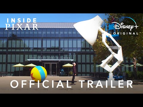 Inside Pixar Trailer