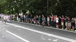 preview picture of video '[HD] Olympic Mens Cycling Givons Grove A24 Leatherhead Surrey July 28th 2012 Pentelon 4'