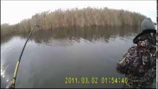 рыбалка в балках веселовского водохранилища