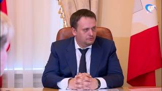 Андрей Никитин провел свой первый прием граждан по личным вопросам