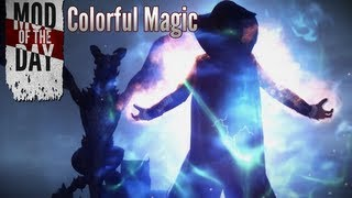 Skyrim Mod of the Day - Episode 227: Colorful Magic
