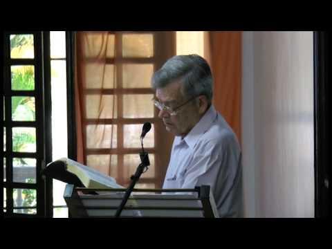 As Traduções do Novo Testamento - Wilbur N Pickering - Exposição 01
